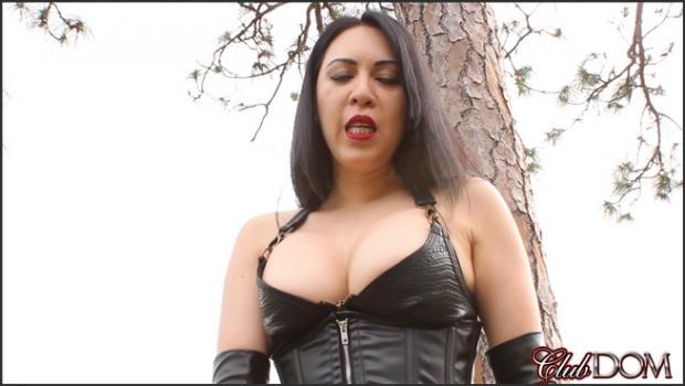 Clubdom.com- Lydia Supremacy: Rub your little winky