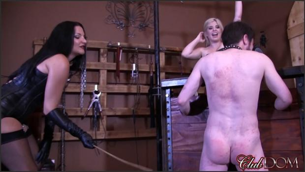 Clubdom.com- Michelle Tangent  Rikki Caning