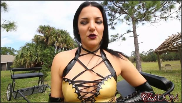 Clubdom.com- Michelle: Small Dicked Slaves Get Abused