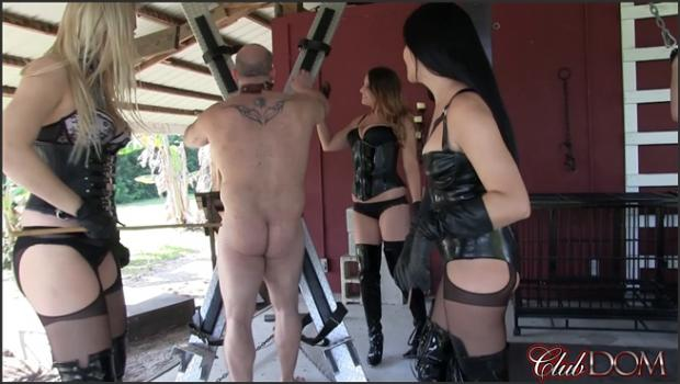 Clubdom.com- Natalia Starr  Paris: A Lesson In Caning