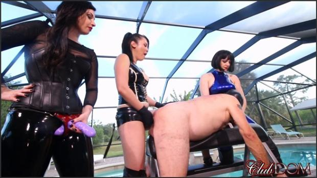 Clubdom.com- Over-Powered by Femdom Cock
