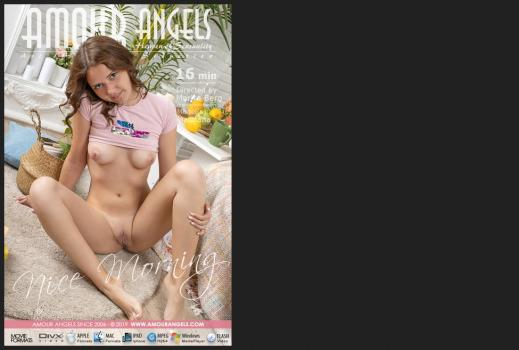 Amourangels.com- NICE MORNING VIDEO