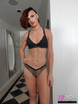 Tspov_com- tall beauty Allysa enjoys swallowing cock