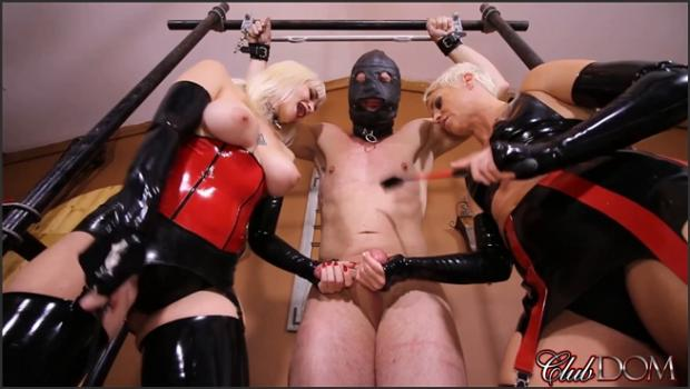 Clubdom.com- Milking Day For Slave 032