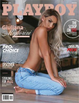 Playboy Denmark – February 2020