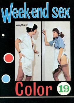 Week-end Sex Color 19