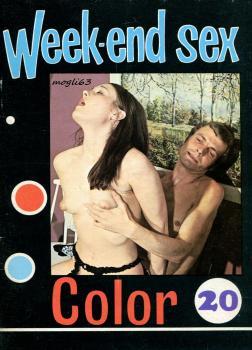 Week-end Sex Color 20
