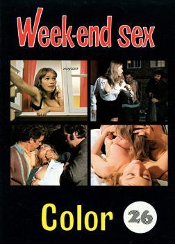 Week-end Sex Color 26