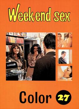 Week-end Sex Color 27