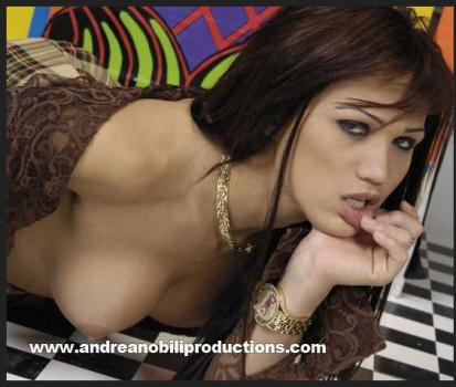 Pinkotgirls.com- Luana offers her big cock for a gift