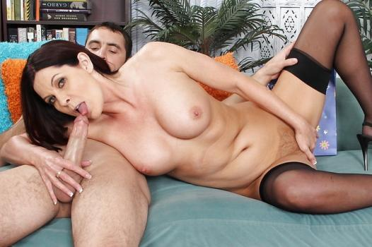 Wankz.com- A Desparate House Wife Gets Fucked By The Help. HD