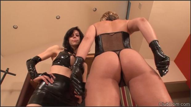 Clubdom.com- Goddess Briana POV Scene 10 POV