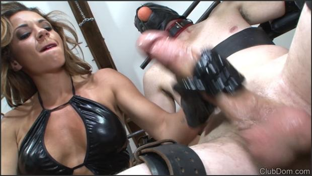 Clubdom.com- Repair Men at ClubDom (HJ Ball Busting)