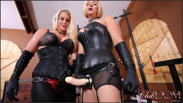 Clubdom.com- Strap-on Queens