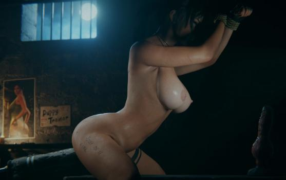 3DHentai -  Lara in Trouble in prison