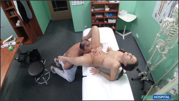 Fakehub.com- Black haired student wants cock