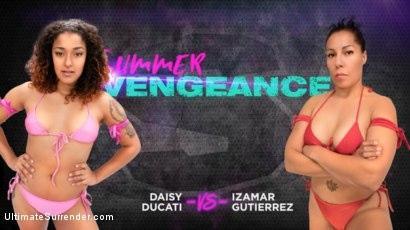 Kink.com- Izamar Gutierrez vs Daisy Ducati