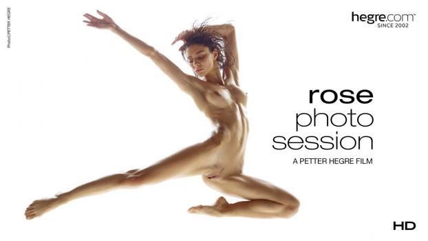 Hegre.com- Rose Photo Session