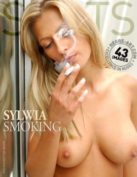 Hegre_com- Sylwia smoking