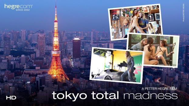 Hegre.com- Tokyo Total Madness