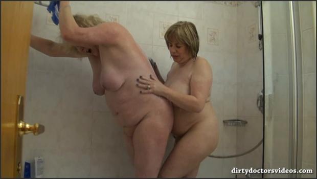 Dirtydoctorsvideos.com- Shower Time Fun