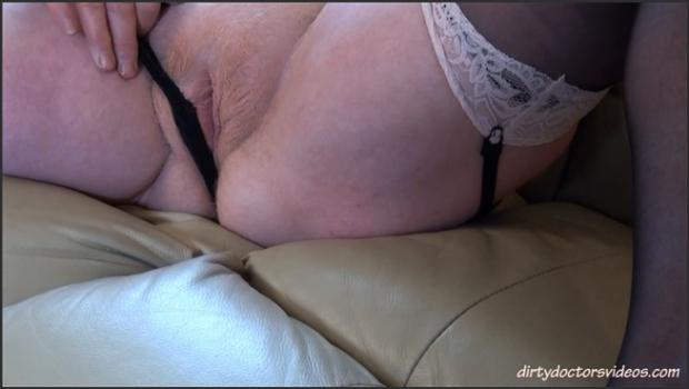 Dirtydoctorsvideos.com- Squirting on the Couch
