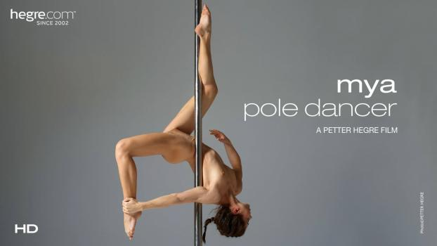 Hegre.com- Mya Pole Dancer