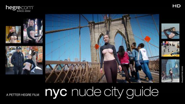 Hegre.com- NYC Nude City Guide