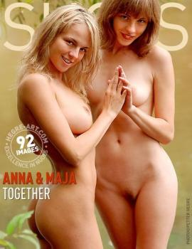 Hegre_com- Anna and Maja together