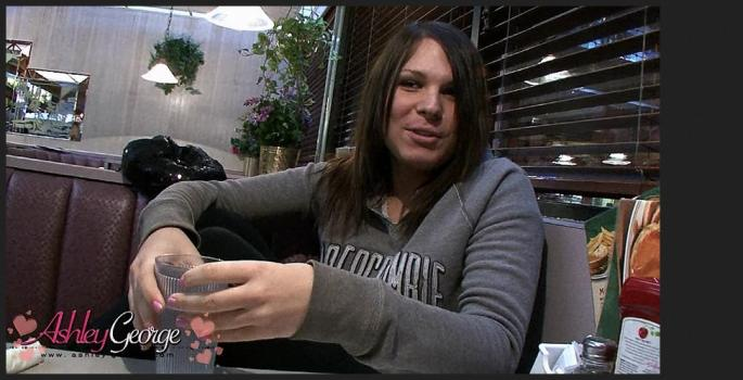 Tgirl-network.com- Ashley interviewed and watering plants :)