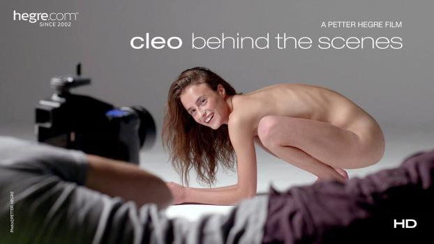 Hegre.com- Cleo Behind The Scenes