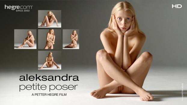 Hegre.com- Aleksandra Petite Poser