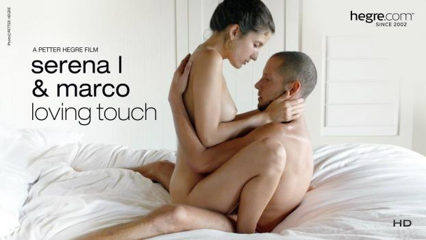 Hegre.com- Serena L And Marco Loving Touch