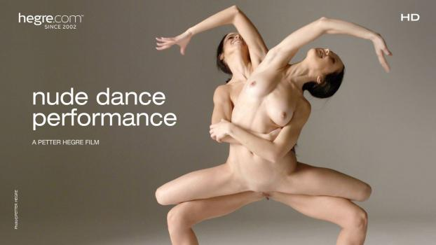 Hegre.com- Julietta and Magdalena Nude Dance Performance