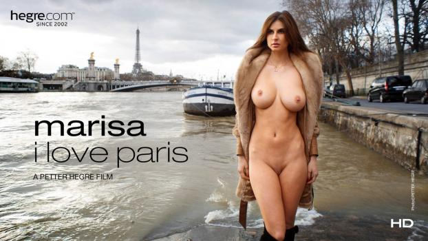 Hegre.com- I Love Paris