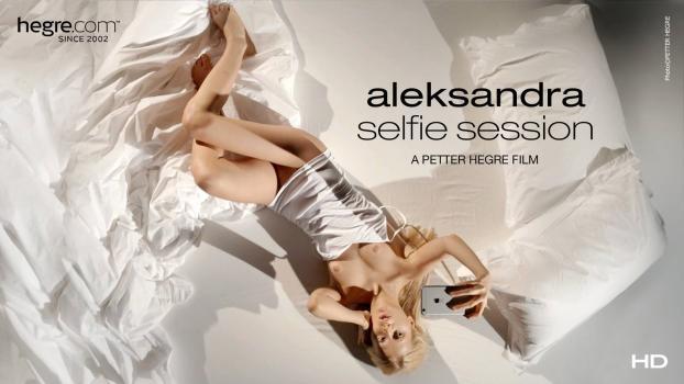 Hegre.com- Aleksandra Selfie Session