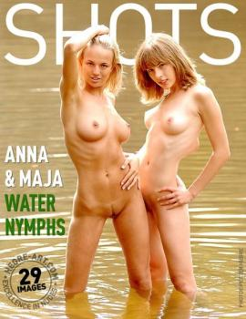 Hegre_com- Anna and Maja water nymphs
