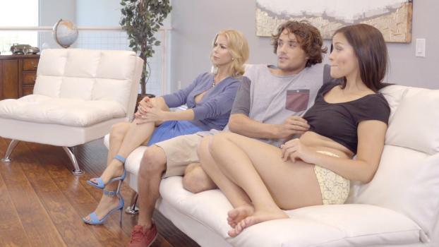 Nubiles-Porn.com- What Were You Doing - S6:E2 - Alexis Fawx Karter Foxx
