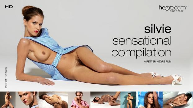Hegre.com- Silvie Sensational Compilation
