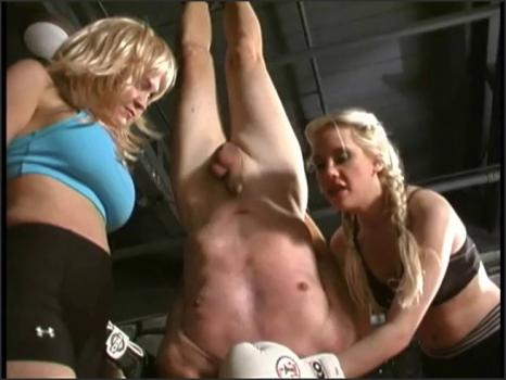 Clubdom.com- Ball Busting Work Over