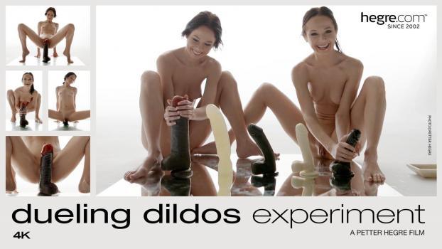 Hegre.com- Dueling Dildos Experiment