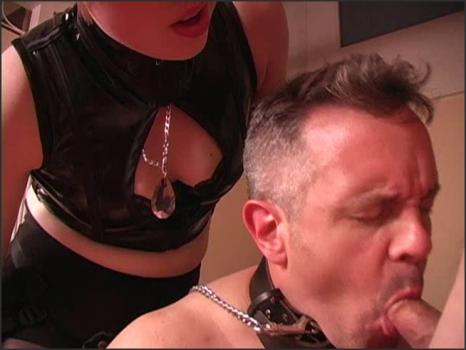 Clubdom.com- A Date for her Slave (Forced Bi)