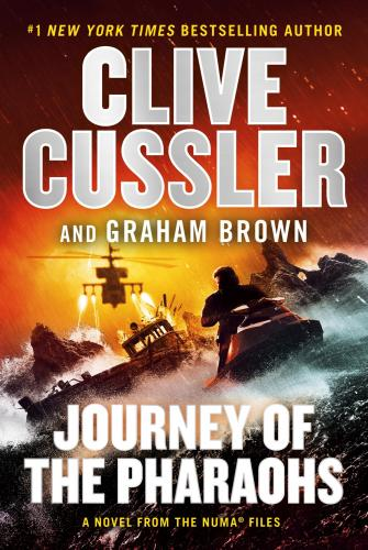 Clive Cussler, Graham Brown – Journey of the Pharaohs
