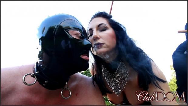 Clubdom.com- Temptress Eve  Algo Mini Movie