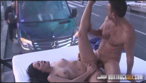 Boxtrucksex.com- Dolly Diore Confesses she is Turned on by our Sex Truck