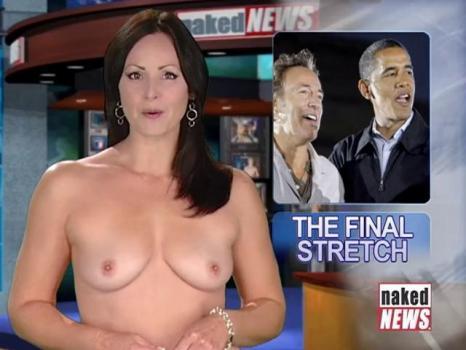 Nakednews.com- Monday November 5 2012