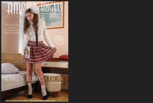 Amourangels- GIRLS EDUCATION