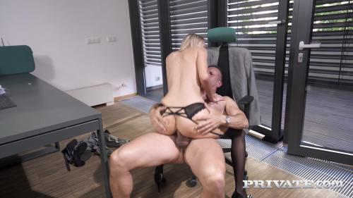 Florane Russell - Anal At The Office (09-09-2020) 1080p