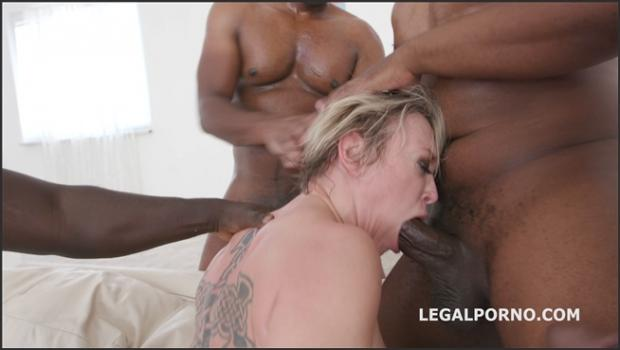 Legalporno.com- Waka Waka Blacks are Coming Dee Williams gets Balls Deep Anal DAP Gapes with Buttrose Squirting 5 Messy Cumshots GIO817
