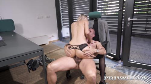 Florane Russell - Anal At The Office (09-09-2020) 2160p